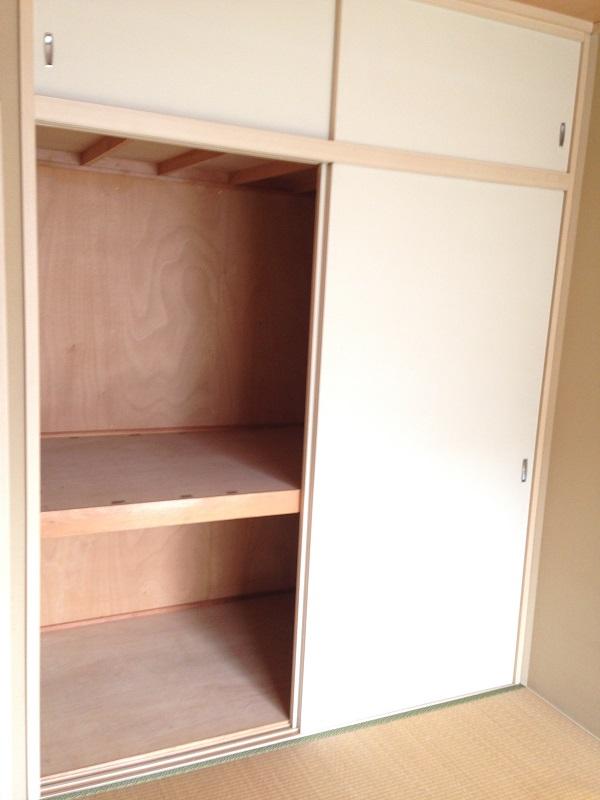 ウィンディア飯田 102号室の収納