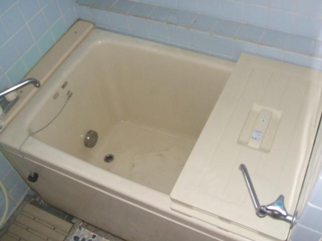 都築ハイツ 303号室の風呂