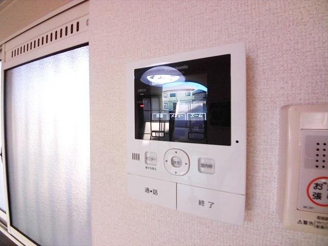 ハイツ井戸木 201号室のセキュリティ