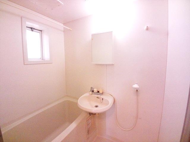 ハイツ井戸木 201号室の風呂