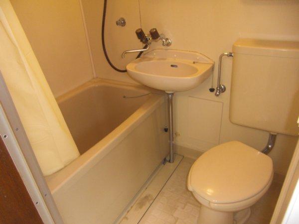 今井ビル 204号室の風呂
