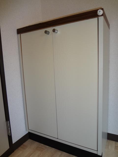 第三ちほコーポ 201号室の設備