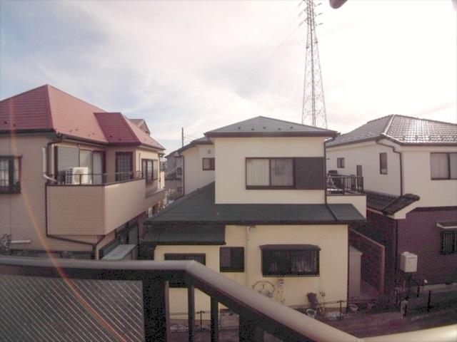 第二メゾン嶋田 205号室の景色