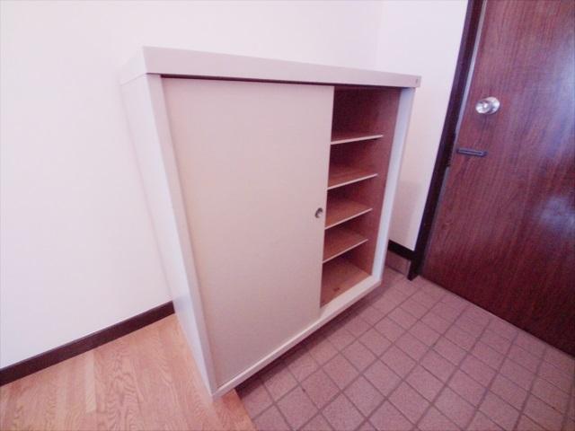 第二メゾン嶋田 205号室の収納