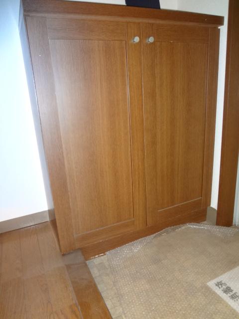サンライズマンション大宮 406号室の収納