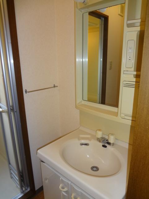 サンライズマンション大宮 406号室の洗面所
