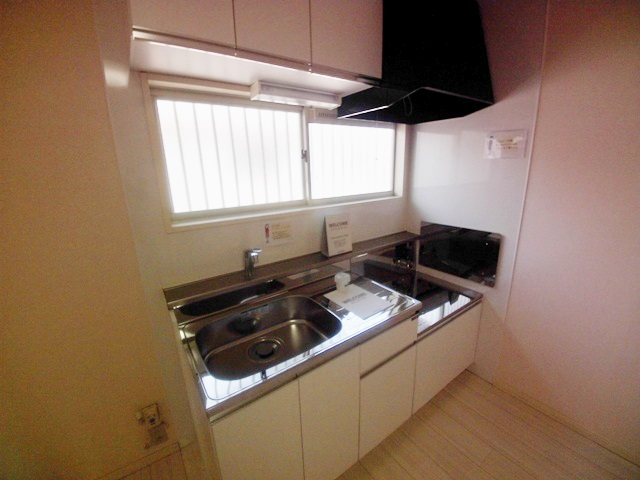 メゾンプチモンド A 102号室のキッチン