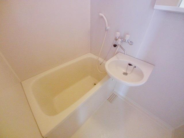 メゾンプチモンド A 102号室の風呂