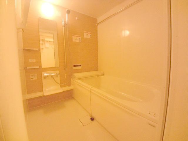 司 B 202号室の風呂