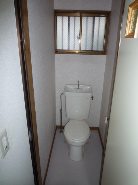 カーサAOKI 202号室のトイレ