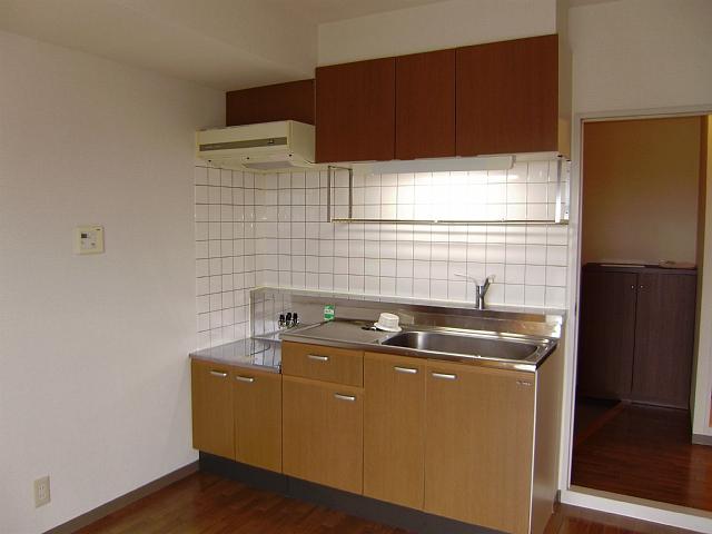 エクステンド 302号室のキッチン