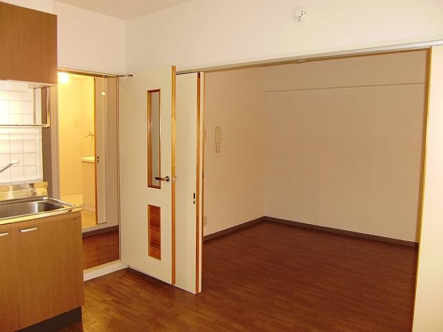 エクステンド 302号室のリビング