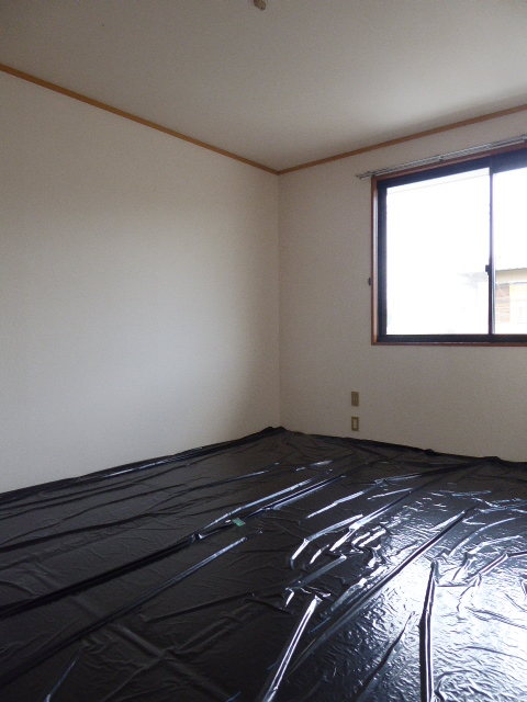 レインボーホーム 202号室のリビング