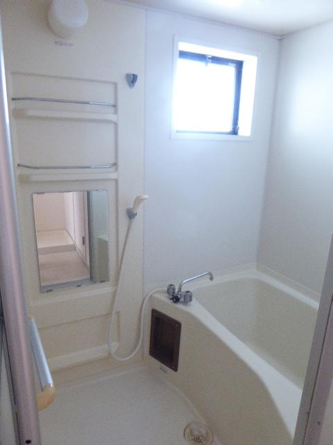 レインボーホーム 202号室の風呂