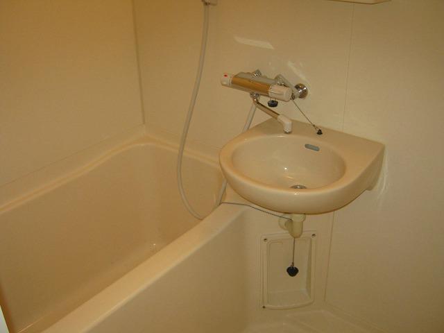 サンクレイドルレヴィール池袋 401号室の風呂