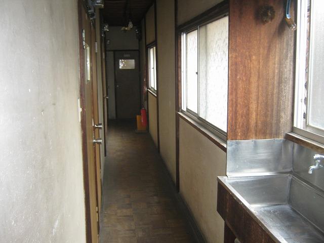 和泉荘 6号室のロビー