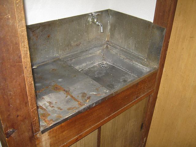 和泉荘 6号室のキッチン