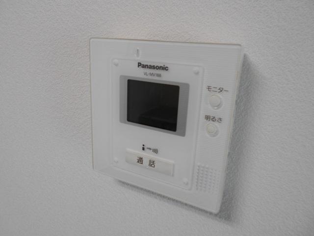 プルミエール 302号室のセキュリティ