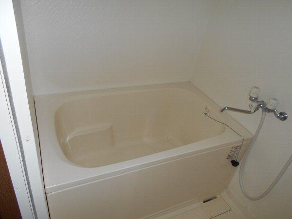 ハイツ花水木Ⅲ 3B号室の風呂