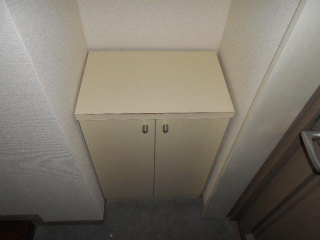 大平コーポラスⅡ 106号室の設備