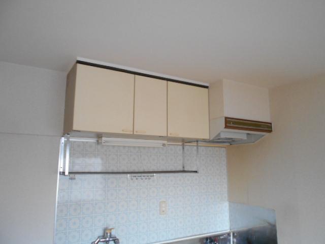 大平コーポラスⅡ 106号室のキッチン
