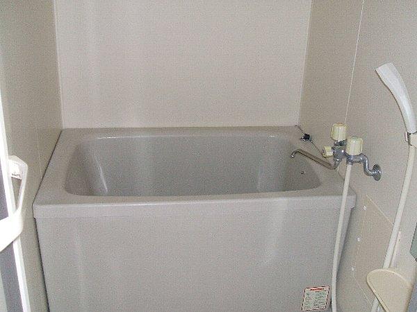 レジデンス萱場B 203号室の風呂