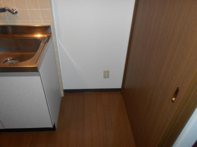 ハートランド21 102号室のキッチン