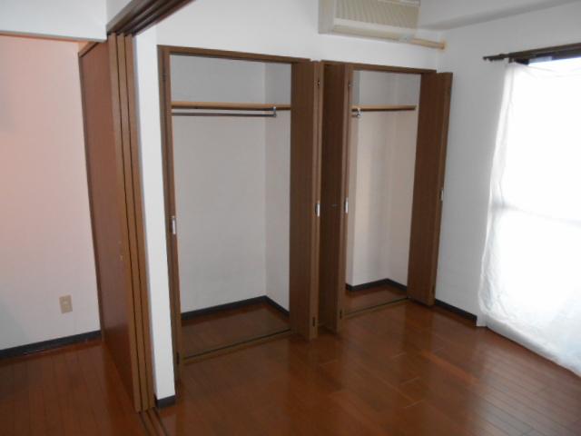 ハートランド21 102号室の収納