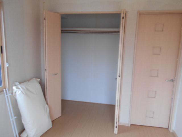 パラシオン 201号室の収納