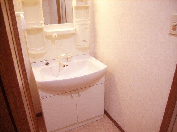 メゾンア・ラ・モード 201号室の洗面所