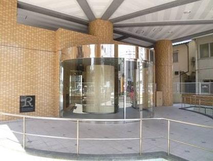 ロマネスク博多駅前 804号室のエントランス