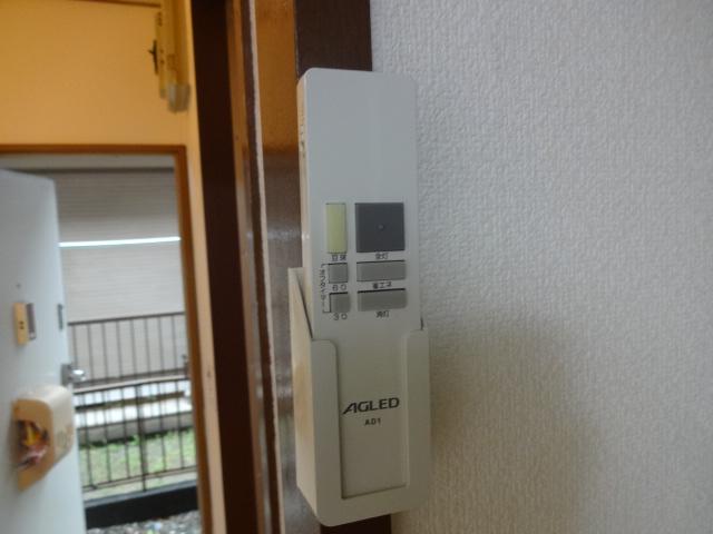 第7田村ハイツ 107号室の設備