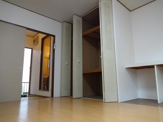 第7田村ハイツ 107号室のキッチン