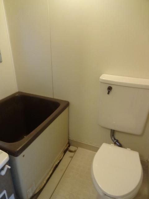 第7田村ハイツ 107号室の風呂
