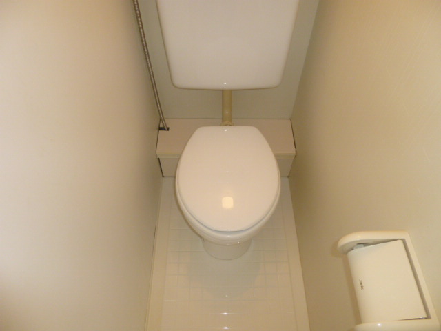 ハイムプリマヴェーラ 306号室のトイレ