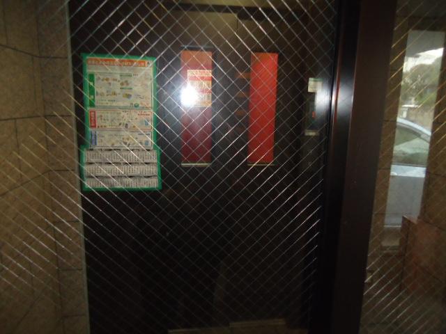 ロイヤルビラ 203号室の設備