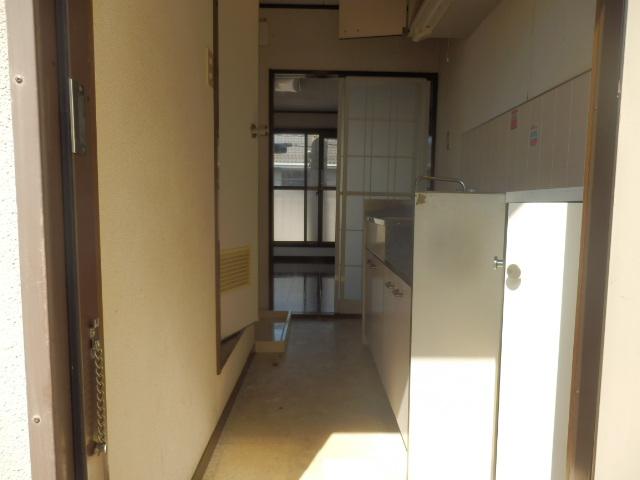 ファミーユ国分寺 201号室のキッチン