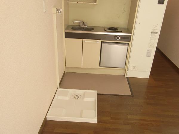 サンマーシュ府中 102号室のキッチン