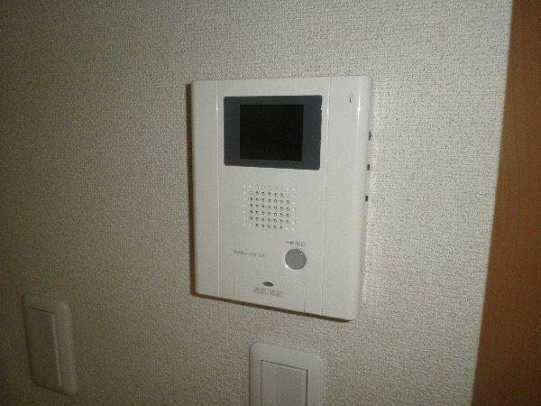 クヴェラ 102号室のセキュリティ
