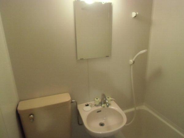 アドニス元町 101号室の洗面所
