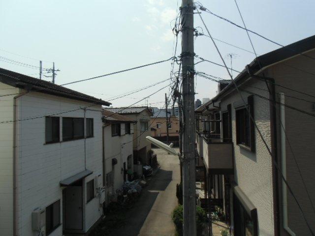 国分寺東元町貸家の景色