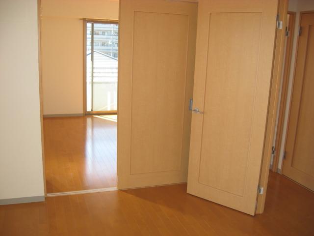 ディアマンテ 202号室の居室