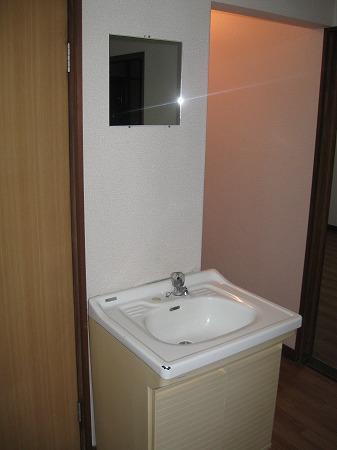 第2ベルハイツ A201号室の洗面所
