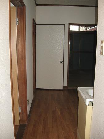 第2ベルハイツ A201号室のリビング