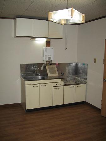 第2ベルハイツ A201号室のキッチン