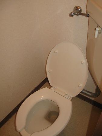第2ベルハイツ A201号室のトイレ