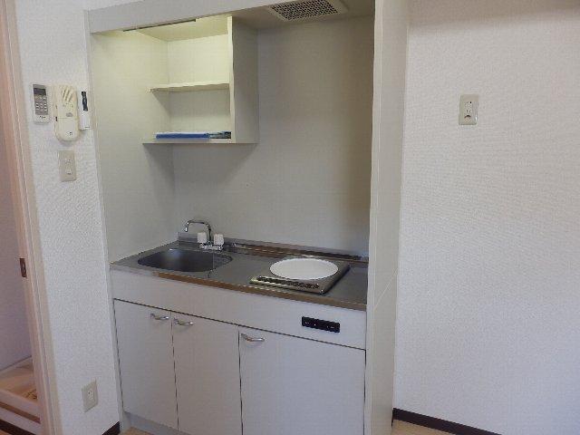 T's Dream 千原 705号室のキッチン