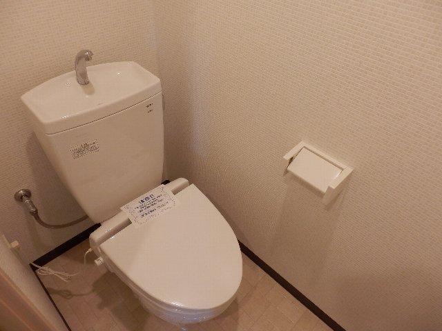 T's Dream 千原 705号室のトイレ