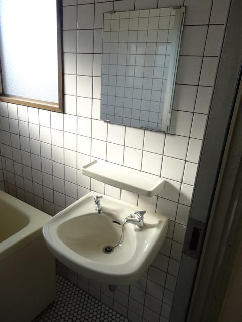 サンハイツ五才美 301号室の洗面所