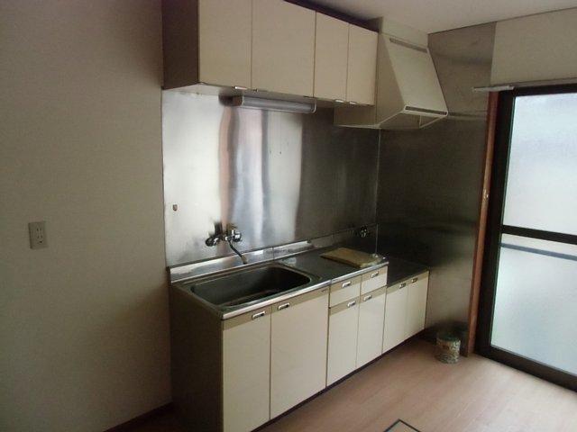 西六軒伊藤貸家のキッチン
